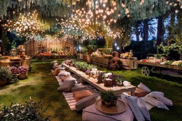 [OPPLE] Gợi ý trang trí sân vườn bằng bóng đèn OPPLE