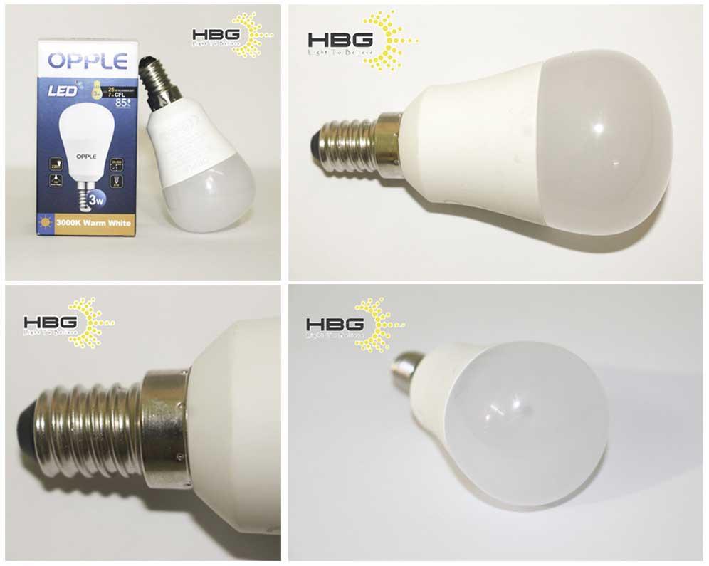 [OPPLE] Nên chọn đèn Buld led hay đèn sợi đốt cho ngôi nhà của bạn?