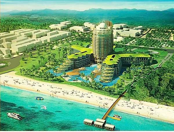 Inter Continental Phú Quốc -CĐT TẬP ĐOÀN BIM GRUOP
