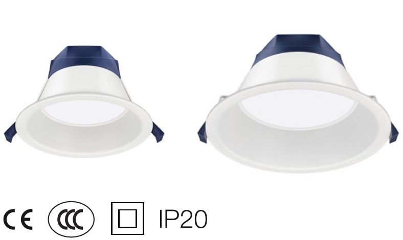 OPTIVALU® Downlight Dimmable