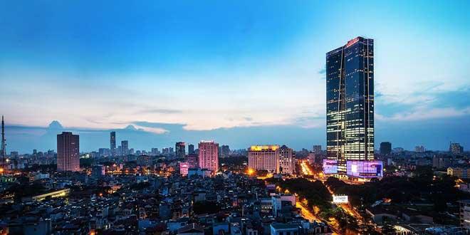 Tòa nhà Lotte (Đào Tấn – Hà Nội)