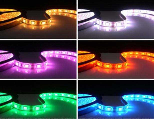 Đèn LED dây trang trí Noel cực đẹp