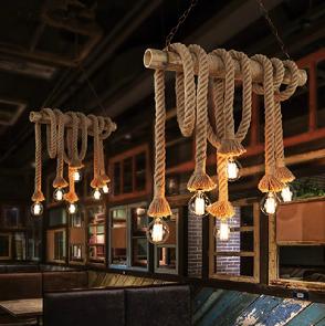 10 kiểu trang trí độc lạ với đèn Edison