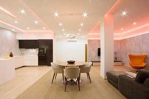 Bạn đã biết: 10 lời khuyên khi xây dựng hệ thống chiếu sáng nội thất?