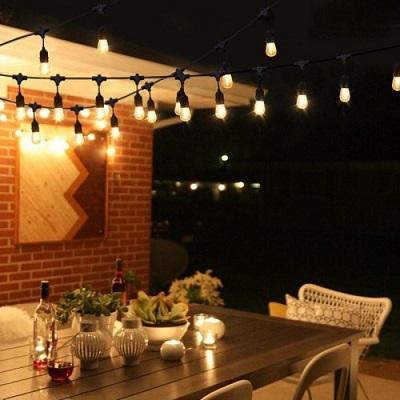 Các loại dây đèn LED trang trí lung linh cho mọi không gian