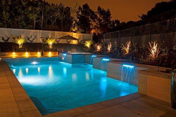 Các loại đèn led ngoài trời chuyên chống nước