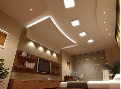 Chọn đèn Led cho phòng ngủ của bạn như thế nào?