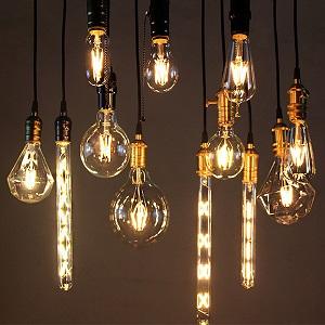 Đèn Edison - Ánh sáng lung linh cho quán cafe