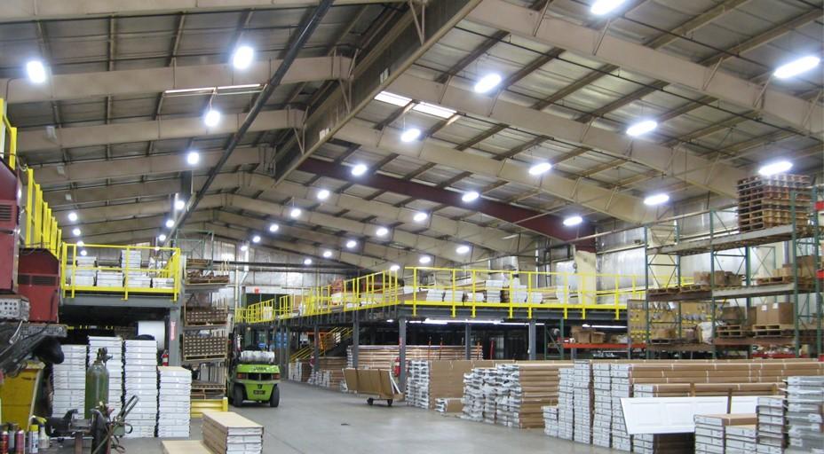 Đèn Highbay led cao cấp cho nhà xưởng công nghiệp