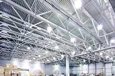 Đèn Highbay led có nên được sử dụng trong nhà xưởng.