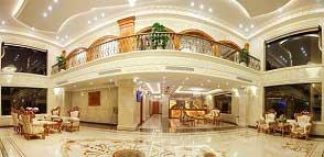 Đèn led làm nên đẳng cấp riêng biệt cho khách sạn