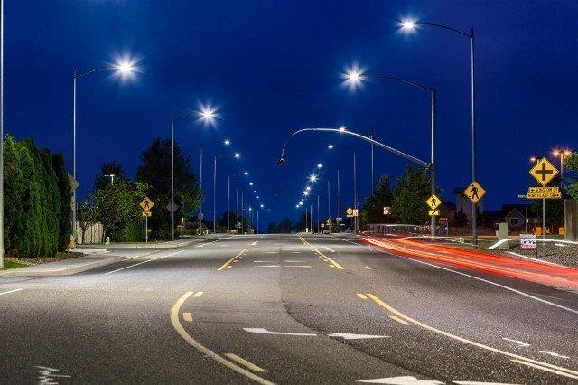 Đèn led chiếu sáng đường phố giải pháp tiết kiệm thông minh