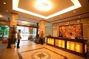 Đèn led khách sạn rực rỡ thu hút mọi ánh nhìn