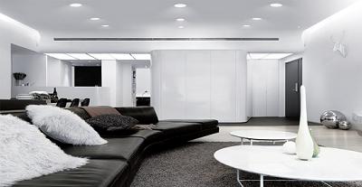Đèn LED spotlight Opple chuyên đụng âm trần