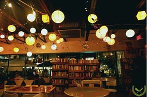 Đèn led trang trí – ánh sáng hoàn hảo cho quán cà phê
