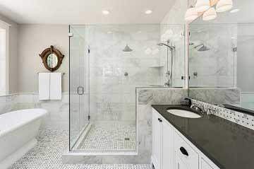 Đèn led trang trí cho phòng tắm thêm sang trọng và hiện đại