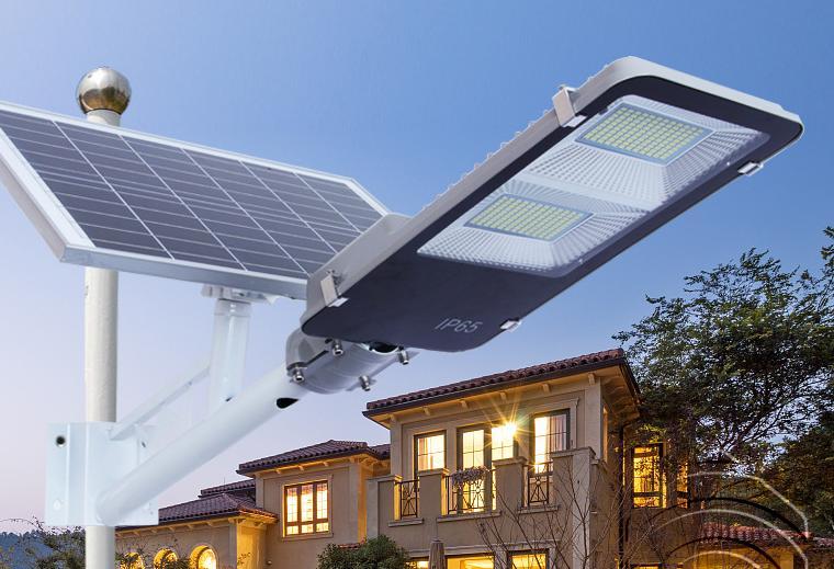 Đèn năng lượng mặt trời dành cho sân vườn- siêu tiết kiệm
