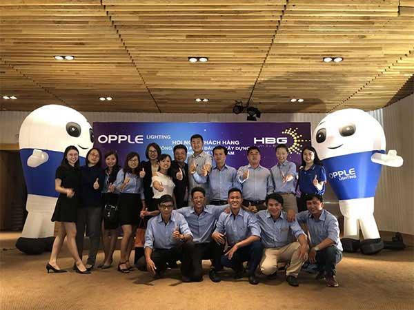 Hội thảo của OPPLE tại Việt Nam