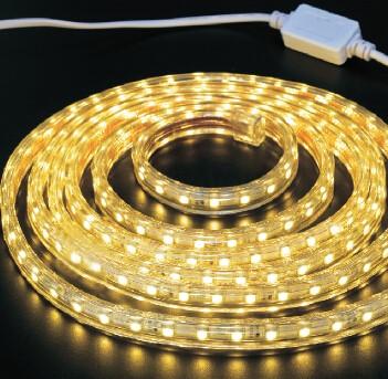 Làm mới không gian sống bằng đèn led dây độc đáo