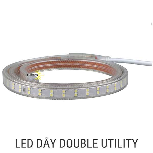 LED Dây Strip Double Line HV