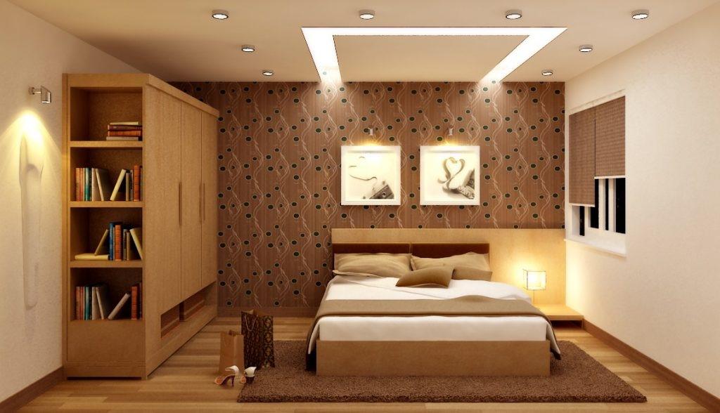 Lý do nên chọn đèn led cho phòng ngủ