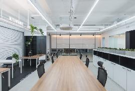 Những thiết bị chiếu sáng phù hợp cho văn phòng công ty