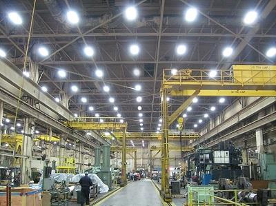 Phát huy lợi ích của ánh sáng cho nhà xưởng với đèn Highbay Osram