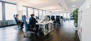 Thiết bị chiếu sáng - Giải pháp cho văn phòng làm việc
