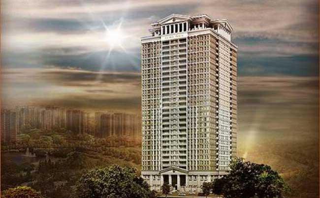 Tòa nhà Louis- CĐT Tân Hoàng Minh