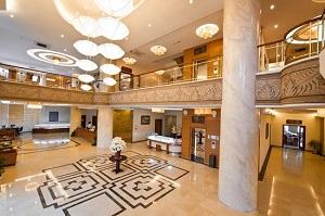 Trang trí khách sạn với đèn Led Opple tuyệt đẹp