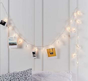 Trang trí phòng ngủ độc đáo với sự trợ giúp của đèn led