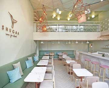 Tư vấn chọn đèn led trang trí cho quán cafe ấn tượng