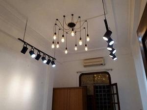 Ứng dụng của đèn led rọi ray trong những không gian đặc biệt