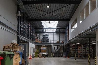 Vai trò của đèn Highbay led trong chiếu sáng nhà xưởng