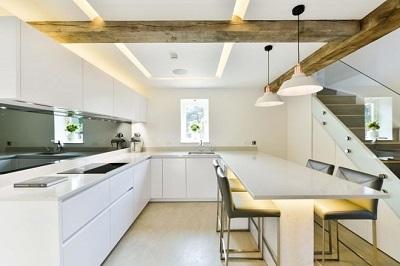 Xu hướng thiết kế nội thất hiện đại cùng đèn led Osram